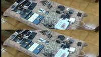Kannur jail: Phones, drugs and sim cards recovered