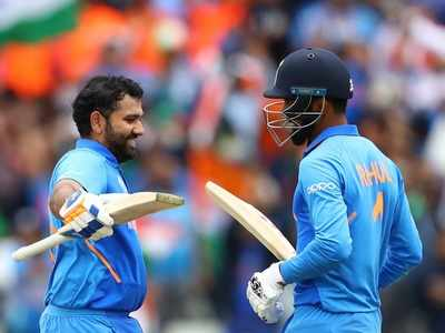 Rohit Sharma, KL Rahul help India post 314/9 against Bangladesh
