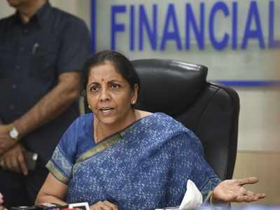 Nirmala Sitharaman ranks 34th in Forbes' powerful women list