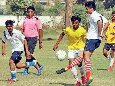 Gujarat College triumph