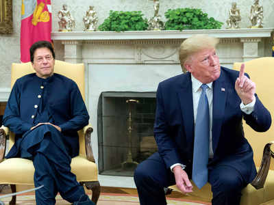 Trump's yuuuge statement on Kashmir