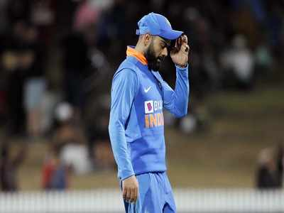 Virat Kohli: We didn't deserve to win at all in this series
