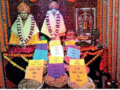 Jalaram Bapa festival begins in Virpur with Morari Bapu Ramkatha