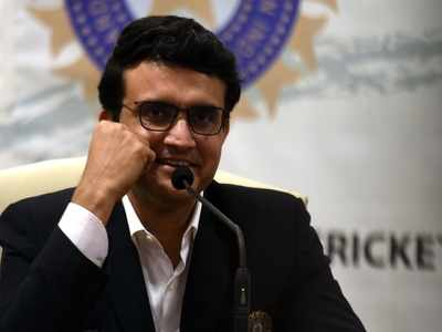 Birthday wishes pour in for 'Dada' Sourav Ganguly