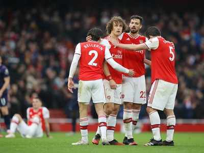 Coronavirus: Premier League suffers postponement as Arsenal players quarantined