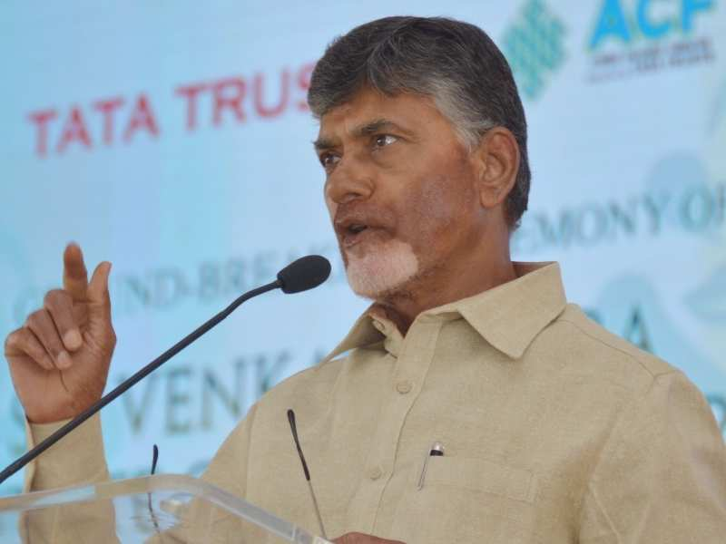 ​Andhra Pradesh: Ex-judge seeks SIT probe into Chandrababu Naidu government's deals