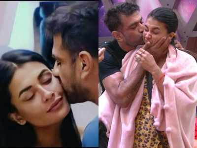 Karni Sena says Bigg Boss 14 promoting Love Jihad after Eijaz Khan kisses Pavitra Punia; demands ban