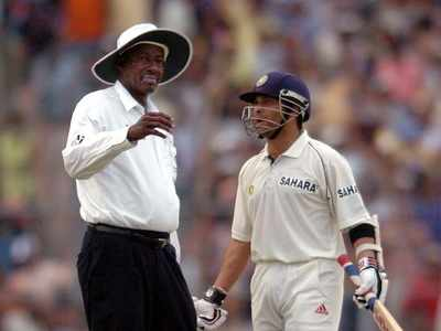 Steve Bucknor admits to Sachin Tendulkar blunders, says he had erred in giving maestro out twice, at Gabba and Eden
