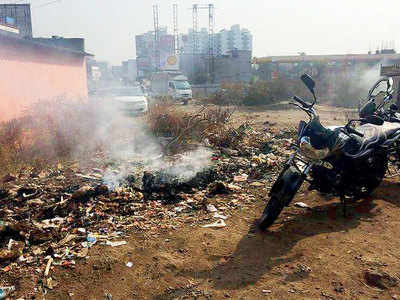 Hinjawadi panchayat will monitor garbage burning using CCTVs