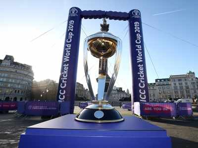 ICC Cricket World Cup 2019: Here's the complete schedule, fixtures, venues  and match timings