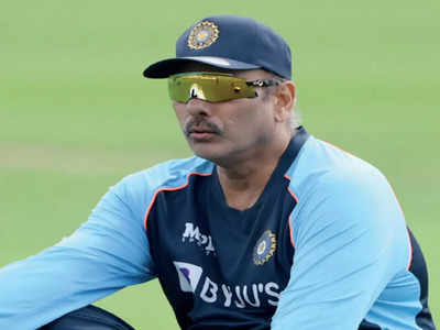 Whole country is open: Ravi Shastri brushes off book launch criticism