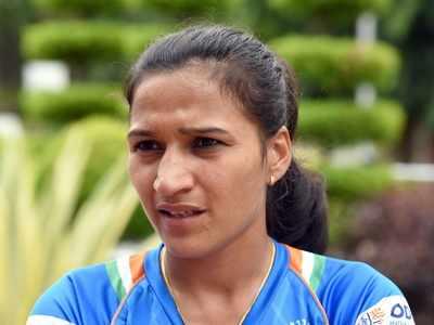 Indian Hockey superstar Rani Rampal bags 'World Games Athlete of the Year' award