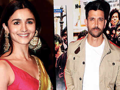 Is Hrithik Roshan replacing Salman Khan in Sanjay Leela Bhansali's Inshallah?