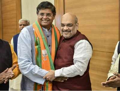 With Baijayant Jay Panda's entry into BJP, small players feel they have a chance to team up with the party