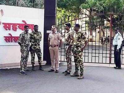 Baramati hedges its bets on Pawar split