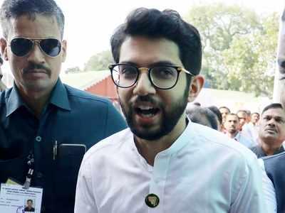 Aaditya Thackeray meets Rahul Gandhi, Ahmed Patel after Shiv Sena skips Opposition meet