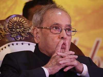 Pranab Mukherjee: Concerned over reports of alleged tampering of voters' verdict