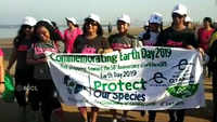 Watch: Pinkathon's initiative to commemorate Earth Day