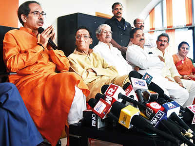 Shiv Sena-BJP sweeps city but shocked in Bandra East