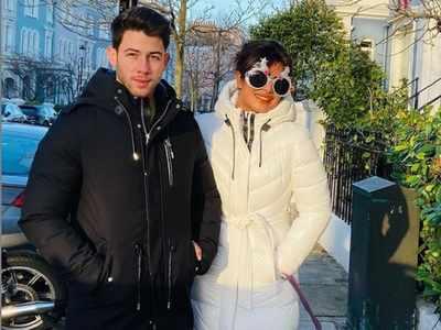 Priyanka Chopra channels Christmas spirit with husband Nick Jonas in latest post