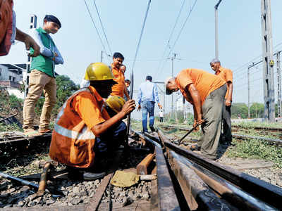 Railways seeks suspension of all development projects, barring only the essential