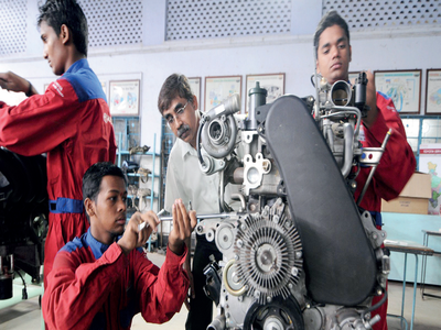 Department of Technical Education tries to bring in gender diversity to mechanical engineering courses