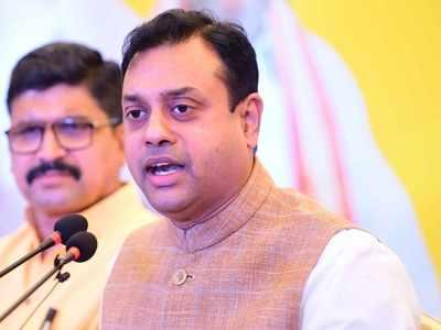 Sambit Patra calls Shiv Sena leaders 'Sonia Sainiks' after Sena downplays 'Free Kashmir' poster