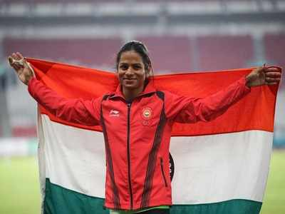 Dutee Chand shatters her own 100m national record