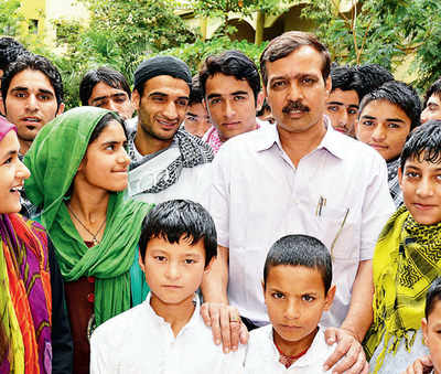 Govt scheme lets down J&K students