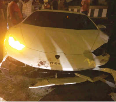 Fender bender exposes how luxury car owner ducked taxes