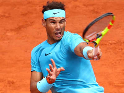 French Open 2018: Rafael Nadal overcomes nerves, Argentinian Schwartzman in quarters