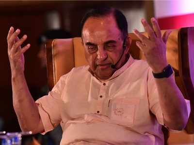 Break alliance with NCP and Congress: Subramanian Swamy to Uddhav Thackeray