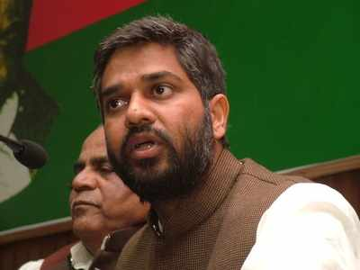 Samajwadi Party leader Neeraj Shekhar resigns from Rajya Sabha