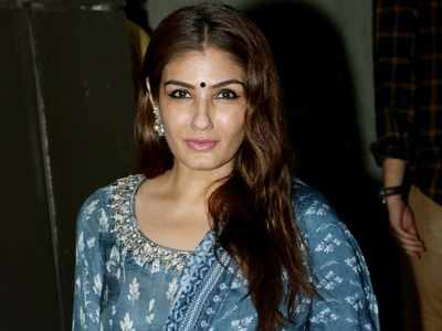 Second FIR against Raveena Tandon for 'hurting religious sentiments'