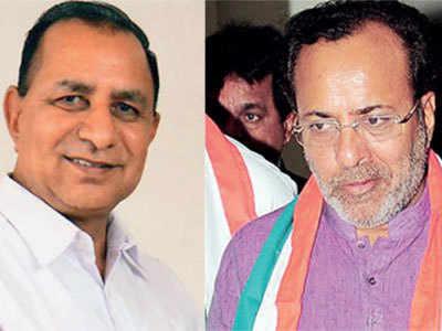 Gujarat Elections 2017: BJP's Babu Bokhiria, Congress' Arjun Modhwadia clash for Porbandar seat