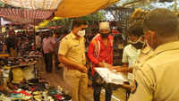 Covid-19: Pune Police fine people for not wearing masks