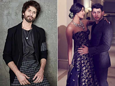 Here's what Shahid Kapoor advised Priyanka Chopra's husband Nick Jonas