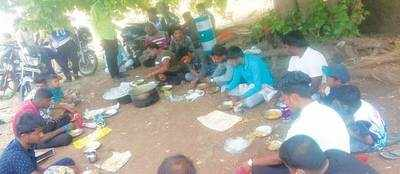 16 booked for attending lockdown mutton party