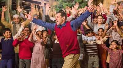 Tubelight: Salman Khan's emoji for Kabir Khan's upcoming film is a first on twitter for a Bollywood movie