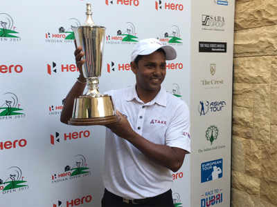 Golfer SSP Chawrasia defends Indian Open title