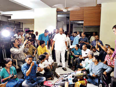 'Ajit Pawar quit as he is upset over my name in MSCB case'