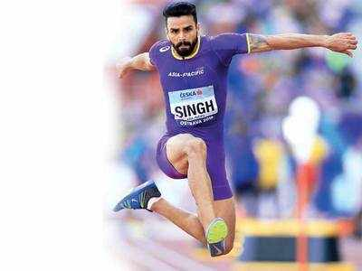 Asian Games 2018 gold medallist Arpinder Singh clinches a bronze in IAAF continental Cup