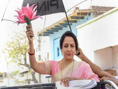 Will Hema Malini be second time lucky in Mathura?