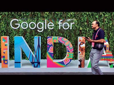 Google bullish on India, unveils localised services