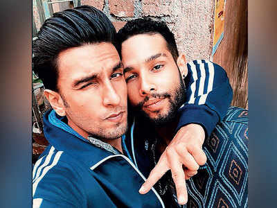 Siddhant: I have emotionally made out with Ranveer