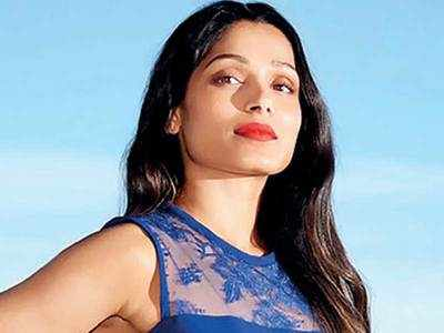 Freida Pinto: Don't know if India is ready for #MeToo