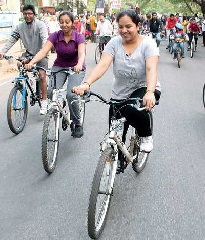 Bengaluru: BBMP will get tips on taking the cycle path