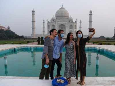 Taj Mahal reopens after 188 days amid rising COVID-19 cases