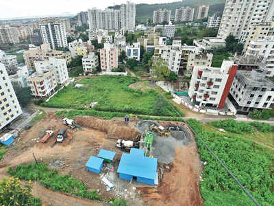 RMC plant in middle of Baner societies worries residents