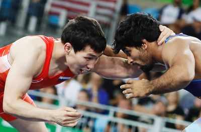 Sandeep Tomar bows out, loses to Russia's Lebedev